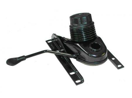 Knee Pivot Gas Mechanism 6